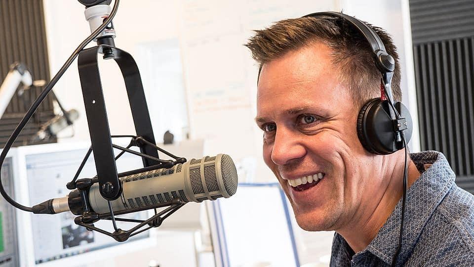 Praktikant til Radio 100